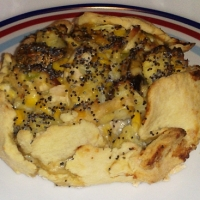 Jeremys Favourite Chicken Corn And Cauliflower Pies Recipe