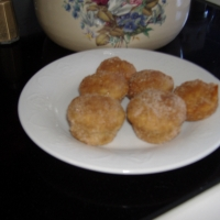Image of Apple Cinnamon Doughnut Buffins Recipe, Group Recipes