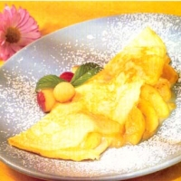 Image of Apple Cheese Omelet Recipe, Group Recipes