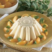 Image of Apricot Pudding With Marscapone Recipe, Group Recipes