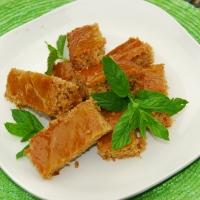 Image of Applesauce Bars With Orange Glaze Recipe, Group Recipes