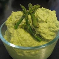Image of Asparagus Pesto Recipe, Group Recipes