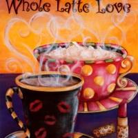 Image of Almond Mocha Cream Latte Recipe, Group Recipes