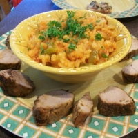 Image of Andouille Sausage Jambalaya Recipe, Group Recipes