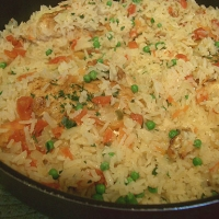 Image of Arroz Con Pollo De Costa Rica Recipe, Group Recipes