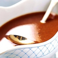 Image of Amazing Lump-free Pan Gravy Recipe, Group Recipes