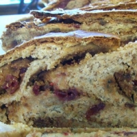 Image of Almond - Zucchini Babka Recipe, Group Recipes
