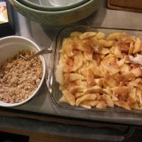 Image of Apple Crisp Recipe, Group Recipes