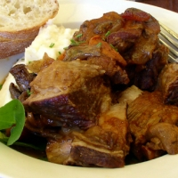 Image of Perfect Short Ribs Braised In Red Wine Recipe, Group Recipes