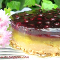 Image of Apple Mold With Lemon And Blueberry Gelatin Recipe, Group Recipes
