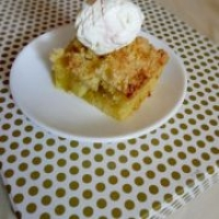 Image of Apple Streusel Torte Recipe, Group Recipes
