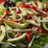 Image of Avocado Salad With  Grapefruit- Cumin   Dressing Recipe, Group Recipes