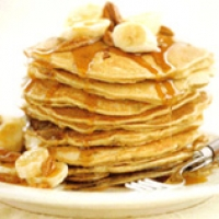 Image of Auntie Janices Pancakes Recipe, Group Recipes