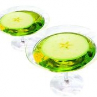 Image of Apple Martini Recipe, Group Recipes