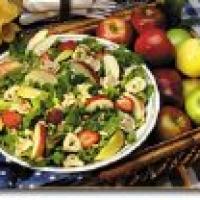 Image of Apple Rotini Salad Recipe, Group Recipes