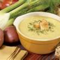 Image of Apple Chestnut Soup Recipe, Group Recipes