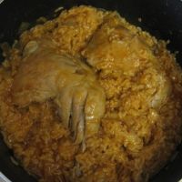 Image of Arroz Con Pollo Recipe, Group Recipes