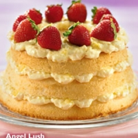 Image of Angel Lush Recipe, Group Recipes
