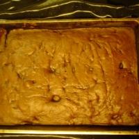 Image of Apple Devil's Food Cake Recipe, Group Recipes
