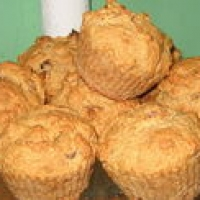 Image of Apple Crunch Muffins Recipe, Group Recipes