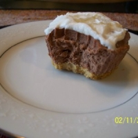 Image of Almost Good For You Mini Chocolate Peanut Butter Pies Recipe, Group Recipes