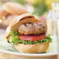 Image of Asian Turkey Burgers Recipe, Group Recipes