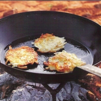 Image of African Dish -sweet  Potato - Onion And Thyme -pancakes Recipe, Group Recipes