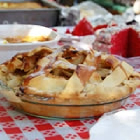 Image of Apple Pie By Grandma Ople Recipe, Group Recipes