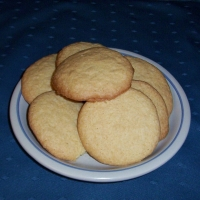 Image of Aunt Jennies Sugar Cookies Recipe, Group Recipes