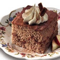 Image of Apple-cinnamon Cake Recipe, Group Recipes