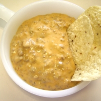 Hot Meat And Cheese Dip Recipe