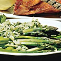 Image of Asparagus Green Onion Cucumber And Herb Salad Recipe, Group Recipes