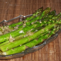 Image of Asian Inspired Asparagus Haiku Recipe, Group Recipes