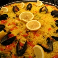 how to make fish stock for paella