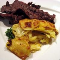 Easy Potato Gratin Recipe