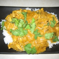 chicken korma opskrift