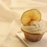 Image of Apple Cupcakes Recipe, Group Recipes