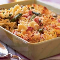 Image of Asparagus And Ham Casserole Recipe, Group Recipes