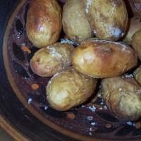 Tiny Baked New Potatoes Recipe
