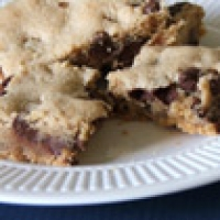 Image of Apple Butterscotch Squares Recipe, Group Recipes