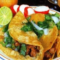 Image of Avocado Topped Steak Tacos Recipe, Group Recipes