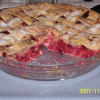 Image of Apple Cranberry Pie Recipe, Group Recipes
