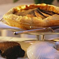 Image of Apple And Ham Puff Pancake Recipe, Group Recipes