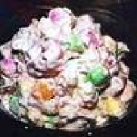 Image of Ambrosia Fruit Salad Recipe, Group Recipes