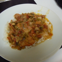 Image of Alligator Over Rice Recipe, Group Recipes