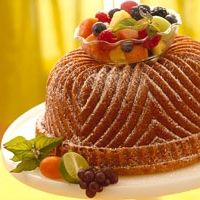 Image of Apricot Brandy Pound Cake Recipe, Group Recipes