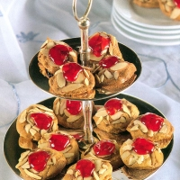 Image of Almond-chocolate Meringue Puffs Recipe, Group Recipes