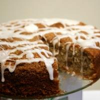 Apple Cinnomon Cake Recipe