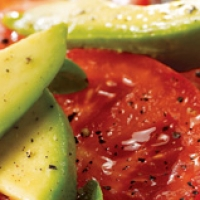 Image of Avocado Tomato And Mozzarella Salad Recipe, Group Recipes