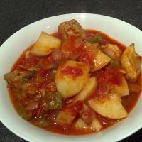 Image of Apritadang Manok Chicken Casserole Recipe, Group Recipes